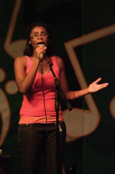 Copy of me singing