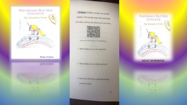 rainbowsbutnotunicornsbookandworkbook